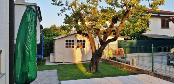 Villa in vendita a San Zenone al Lambro, Centro, Con giardino, 205 mq - Foto 17