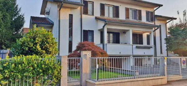 Villa in vendita a San Zenone al Lambro, Centro, Con giardino, 205 mq - Foto 22