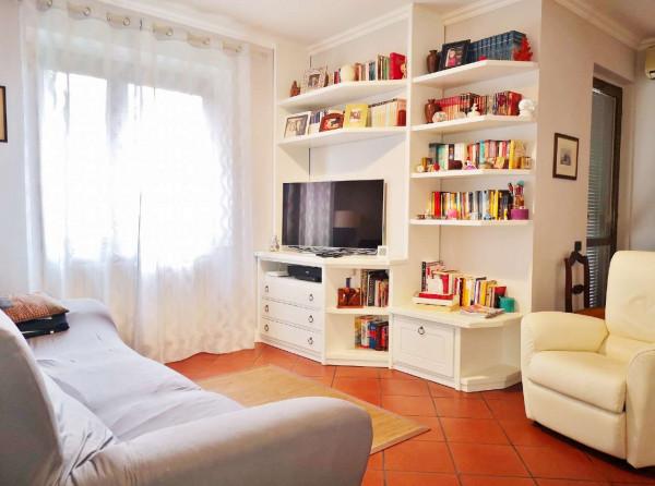 Villa in vendita a San Zenone al Lambro, Centro, Con giardino, 205 mq - Foto 34