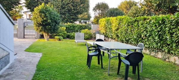 Villa in vendita a San Zenone al Lambro, Centro, Con giardino, 205 mq - Foto 21
