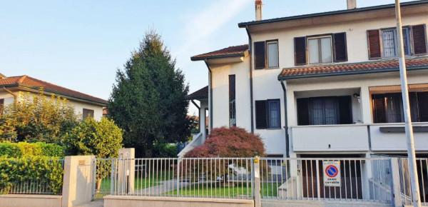 Villa in vendita a San Zenone al Lambro, Centro, Con giardino, 205 mq - Foto 9