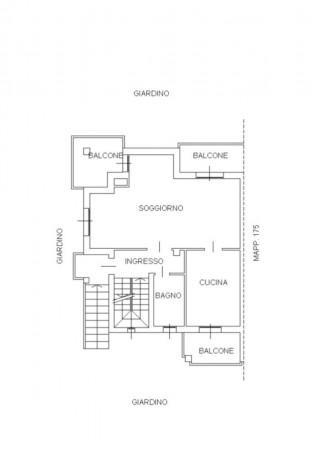 Villa in vendita a San Zenone al Lambro, Centro, Con giardino, 205 mq - Foto 3