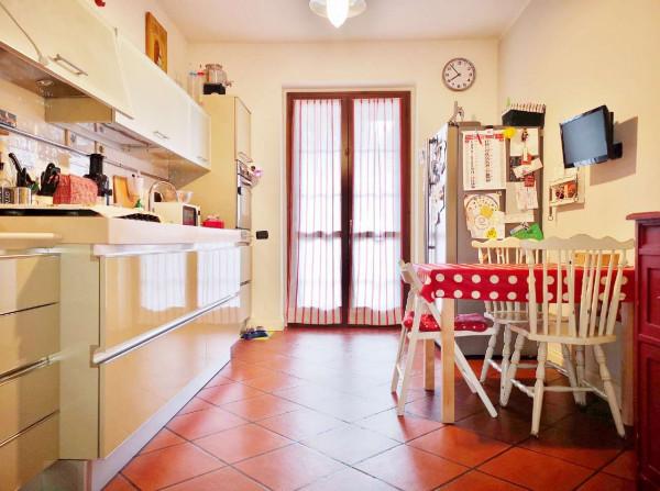 Villa in vendita a San Zenone al Lambro, Centro, Con giardino, 205 mq - Foto 33