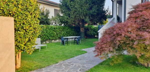 Villa in vendita a San Zenone al Lambro, Centro, Con giardino, 205 mq - Foto 14
