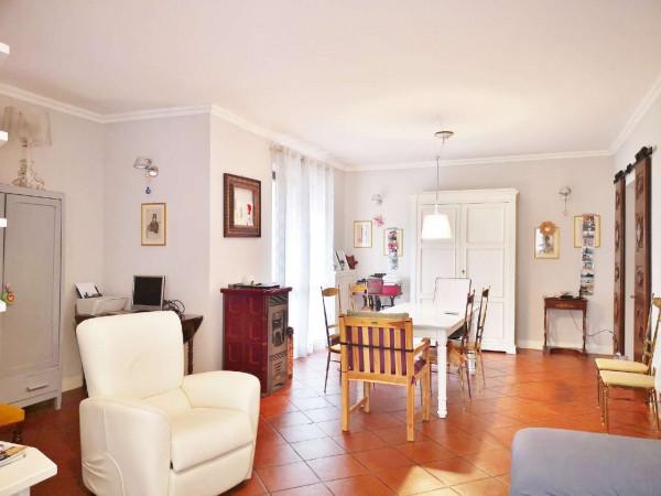 Villa in vendita a San Zenone al Lambro, Centro, Con giardino, 205 mq