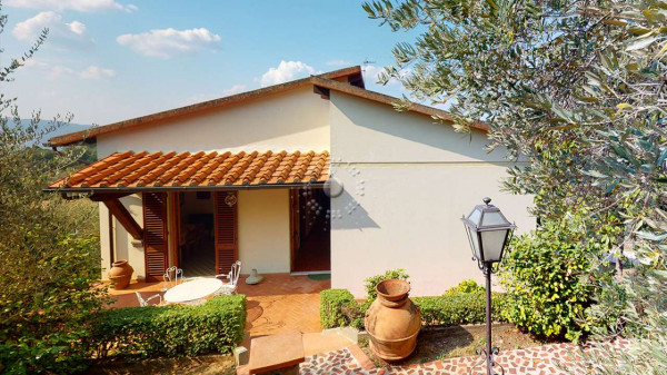 Villa in vendita a Reggello, Con giardino, 206 mq - Foto 21