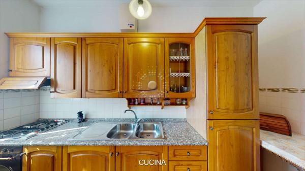Villa in vendita a Reggello, Con giardino, 206 mq - Foto 6