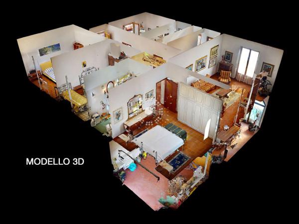 Villa in vendita a Reggello, Con giardino, 206 mq - Foto 3