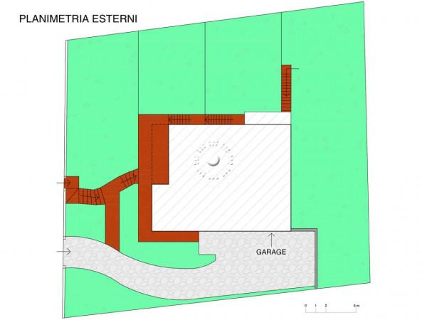 Villa in vendita a Reggello, Con giardino, 206 mq - Foto 2