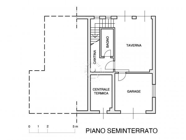 Villa in vendita a Reggello, Con giardino, 206 mq - Foto 4