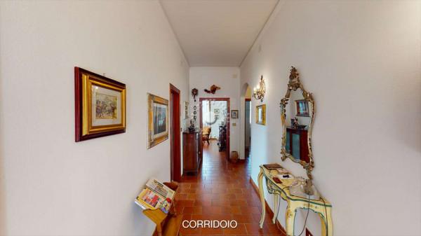 Villa in vendita a Reggello, Con giardino, 206 mq - Foto 11