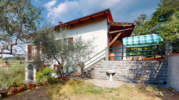 Villa in vendita a Reggello, Con giardino, 206 mq - Foto 19