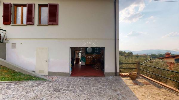 Villa in vendita a Reggello, Con giardino, 206 mq - Foto 24