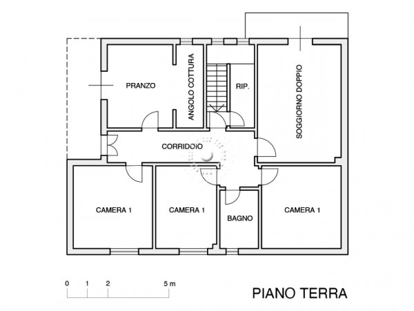 Villa in vendita a Reggello, Con giardino, 206 mq - Foto 5