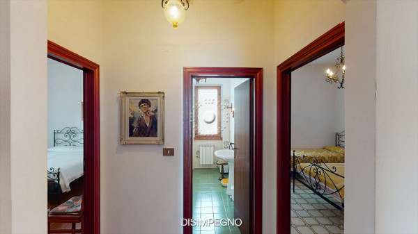 Villa in vendita a Reggello, Con giardino, 206 mq - Foto 14