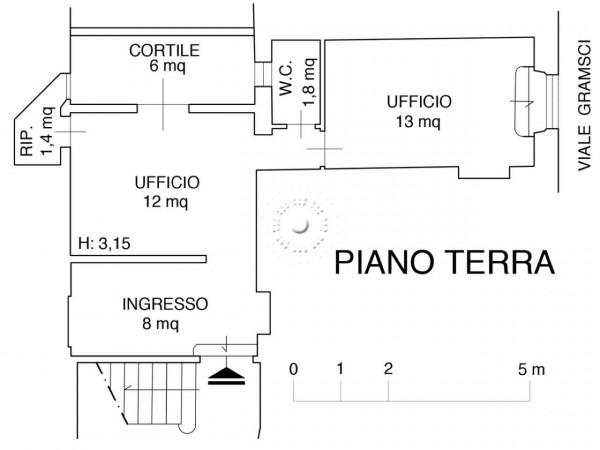 Ufficio in affitto a Firenze, 36 mq - Foto 2