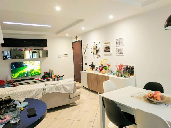 Appartamento in vendita a Città di Castello, Riosecco, Con giardino, 80 mq