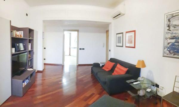 Appartamento in affitto a Milano, Lorenteggio, Arredato, 90 mq