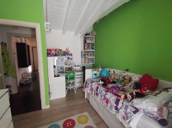 Appartamento in vendita a Trescore Cremasco, Centro, Con giardino, 90 mq - Foto 6