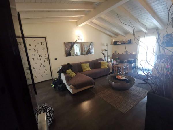 Appartamento in vendita a Trescore Cremasco, Centro, Con giardino, 90 mq - Foto 21