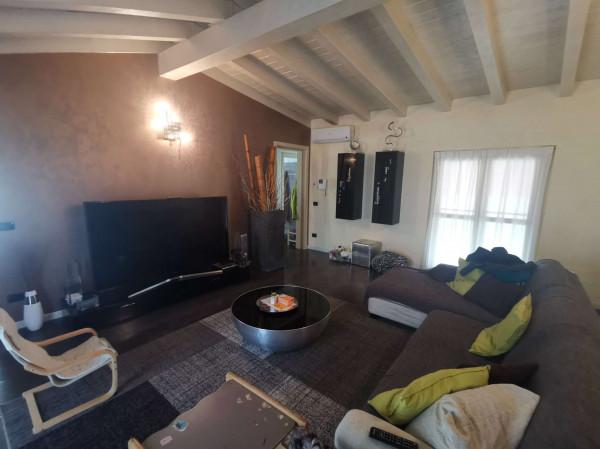 Appartamento in vendita a Trescore Cremasco, Centro, Con giardino, 90 mq - Foto 22