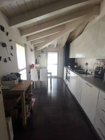 Appartamento in vendita a Trescore Cremasco, Centro, Con giardino, 90 mq - Foto 19