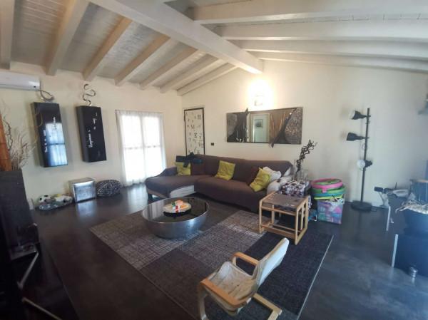 Appartamento in vendita a Trescore Cremasco, Centro, Con giardino, 90 mq - Foto 10