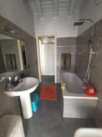 Appartamento in vendita a Trescore Cremasco, Centro, Con giardino, 90 mq - Foto 11