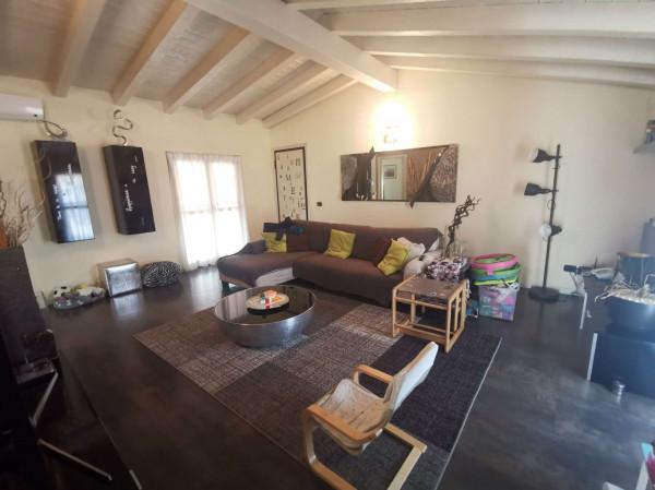 Appartamento in vendita a Trescore Cremasco, Centro, Con giardino, 90 mq - Foto 23
