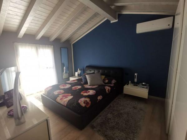 Appartamento in vendita a Trescore Cremasco, Centro, Con giardino, 90 mq - Foto 8