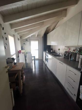 Appartamento in vendita a Trescore Cremasco, Centro, Con giardino, 90 mq - Foto 9