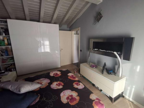 Appartamento in vendita a Trescore Cremasco, Centro, Con giardino, 90 mq - Foto 16