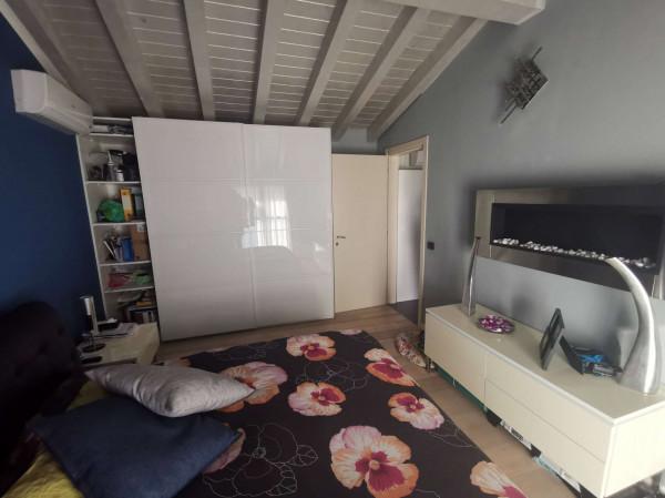 Appartamento in vendita a Trescore Cremasco, Centro, Con giardino, 90 mq - Foto 7