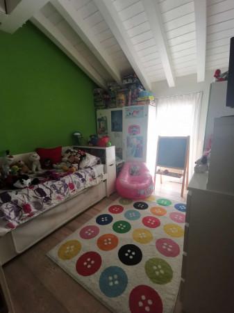 Appartamento in vendita a Trescore Cremasco, Centro, Con giardino, 90 mq - Foto 14