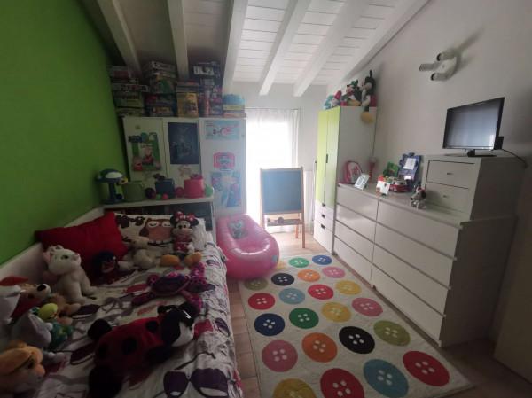 Appartamento in vendita a Trescore Cremasco, Centro, Con giardino, 90 mq - Foto 5