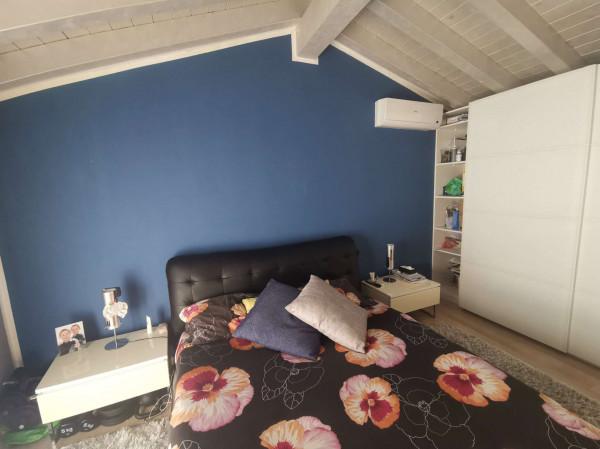 Appartamento in vendita a Trescore Cremasco, Centro, Con giardino, 90 mq - Foto 18