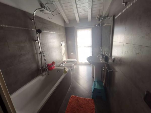 Appartamento in vendita a Trescore Cremasco, Centro, Con giardino, 90 mq - Foto 4