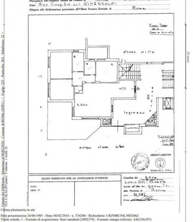 Appartamento in vendita a Roma, Cortina D'ampezzo, Con giardino, 118 mq - Foto 5