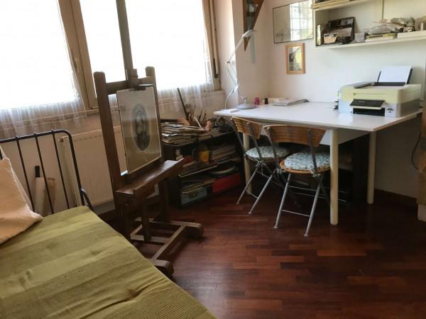 Appartamento in vendita a Roma, Cortina D'ampezzo, Con giardino, 118 mq - Foto 12