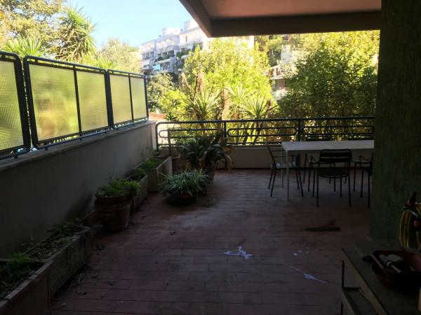 Appartamento in vendita a Roma, Cortina D'ampezzo, Con giardino, 118 mq - Foto 18