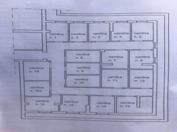 Appartamento in vendita a Roma, Cortina D'ampezzo, Con giardino, 118 mq - Foto 4