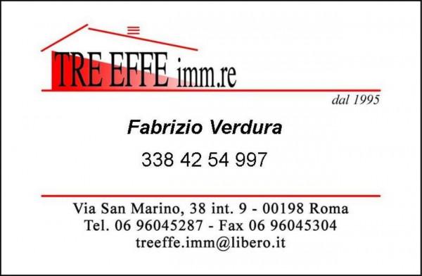 Appartamento in vendita a Roma, Cortina D'ampezzo, Con giardino, 118 mq - Foto 3