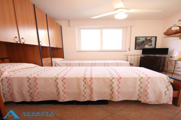 Villa in affitto a Leporano, Gandoli, Arredato, con giardino, 80 mq - Foto 7