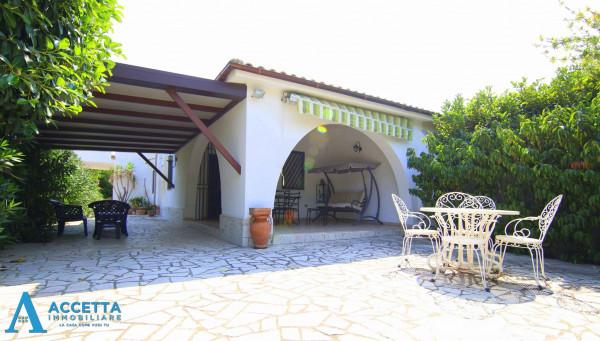 Villa in affitto a Leporano, Gandoli, Arredato, con giardino, 80 mq - Foto 2