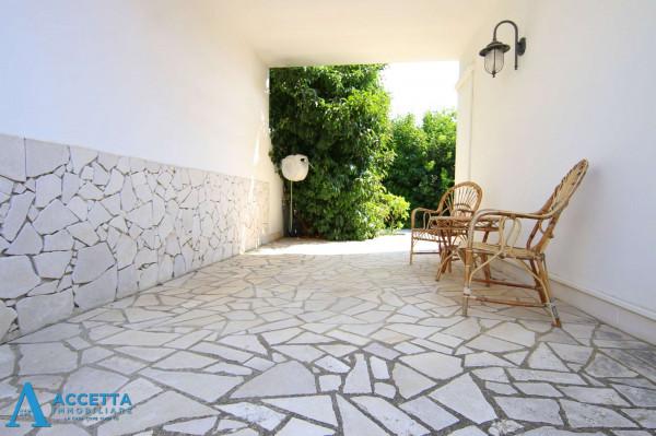 Villa in affitto a Leporano, Gandoli, Arredato, con giardino, 80 mq - Foto 14