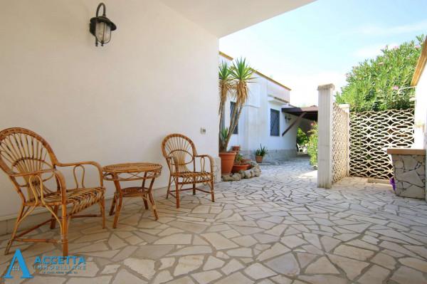 Villa in affitto a Leporano, Gandoli, Arredato, con giardino, 80 mq - Foto 3