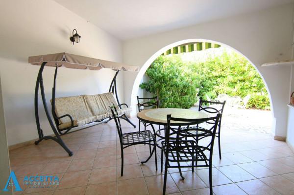 Villa in affitto a Leporano, Gandoli, Arredato, con giardino, 80 mq - Foto 15