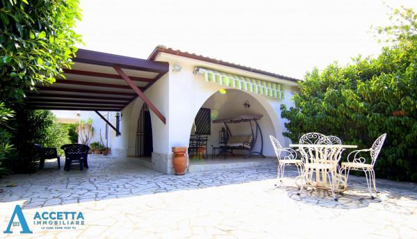 Villa in affitto a Leporano, Gandoli, Arredato, con giardino, 80 mq - Foto 1