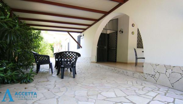 Villa in affitto a Leporano, Gandoli, Arredato, con giardino, 80 mq - Foto 16