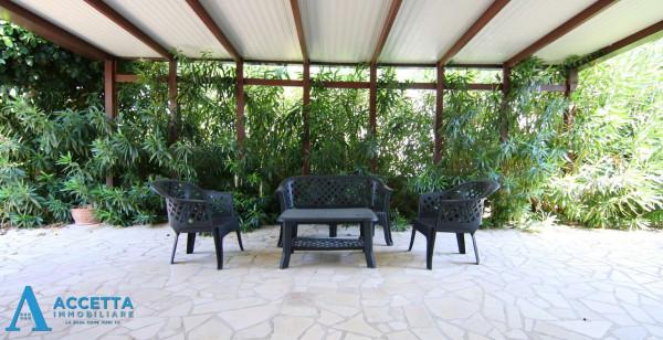 Villa in affitto a Leporano, Gandoli, Arredato, con giardino, 80 mq - Foto 17